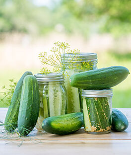 Cucumber, Fresh Pickles Hybrid, , large